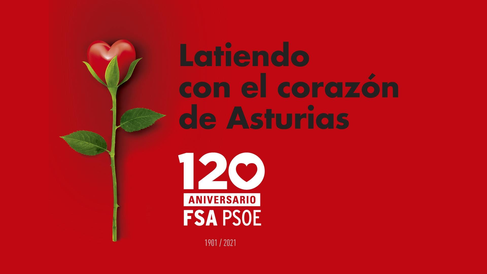 120 ANIVERSARIO DE LA FSA-PSOE