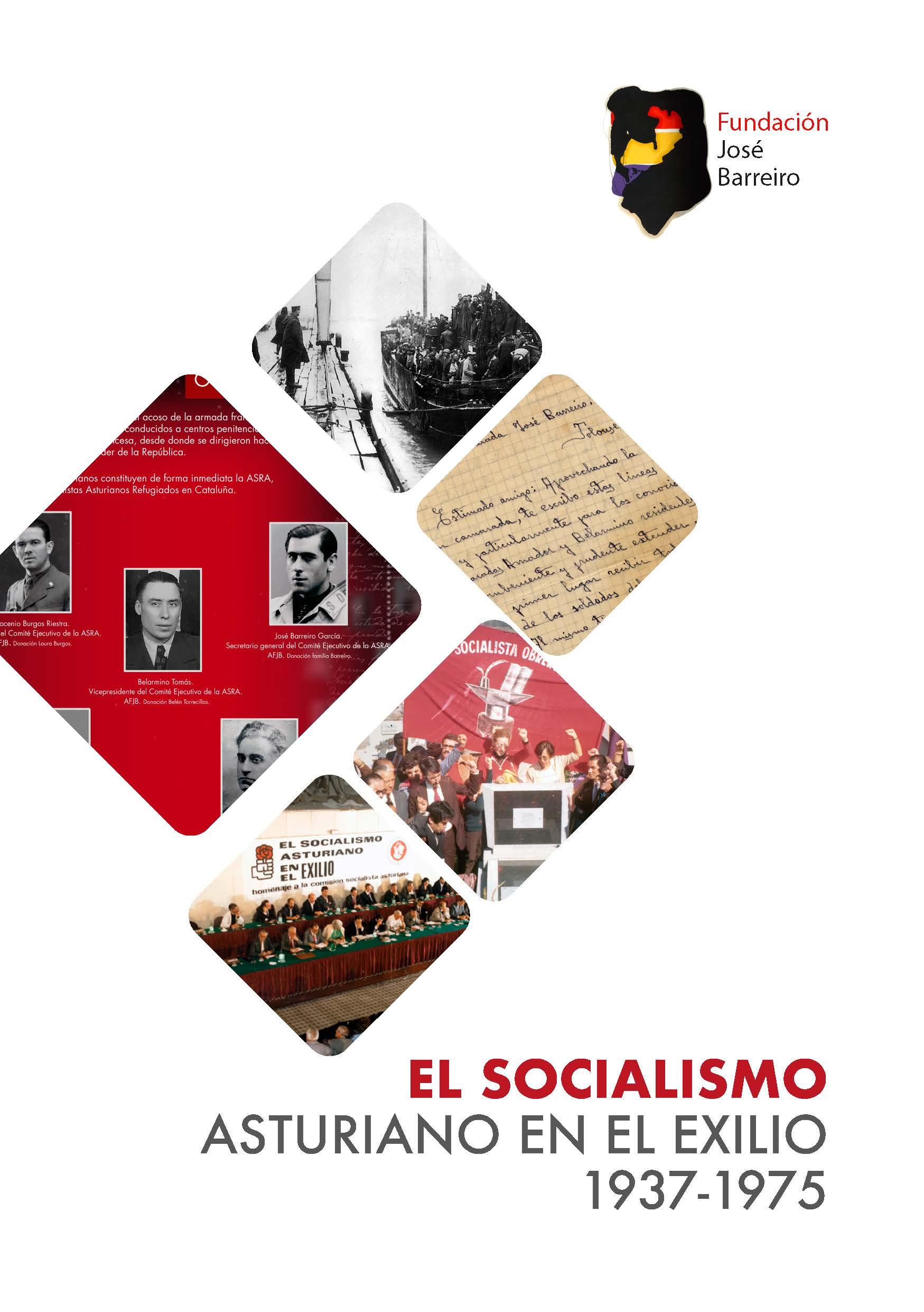 Presentación online de la exposición «El socialismo asturiano en el exilio 1937-1975»
