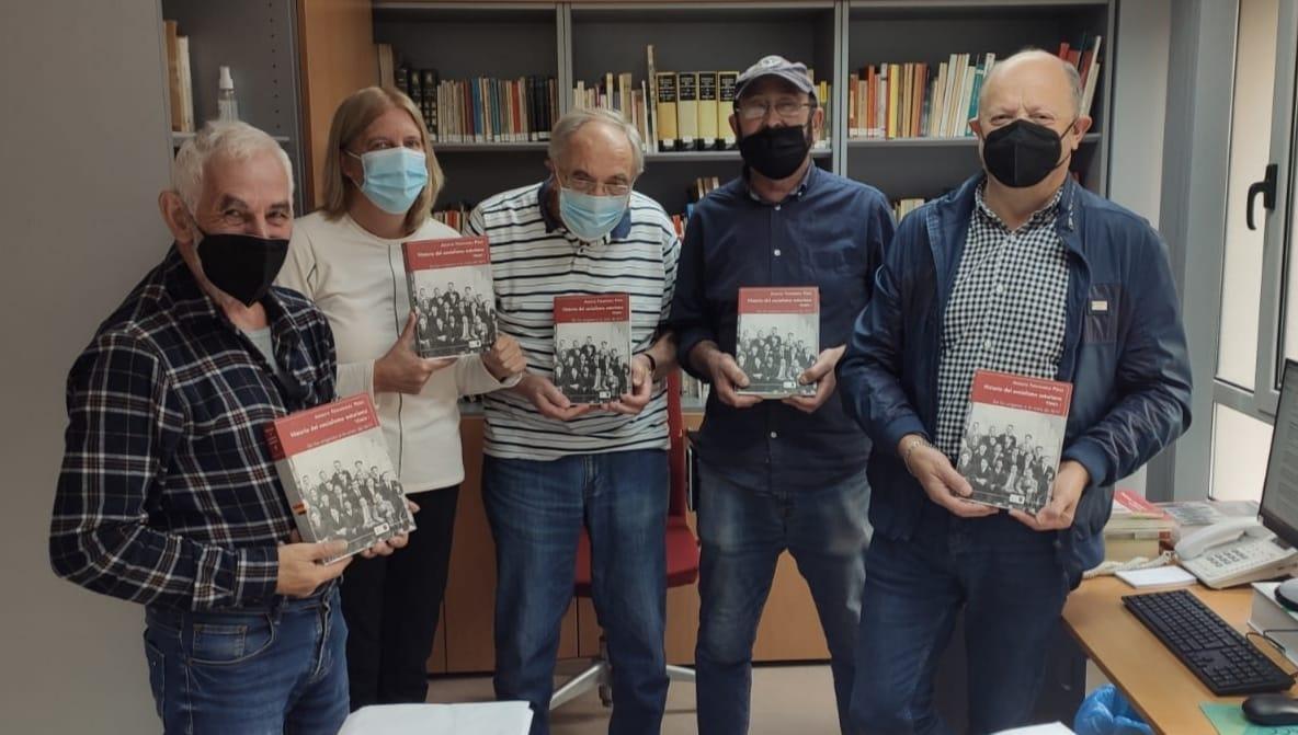 Publicación Tomo I de la Historia del Socialismo Asturiano