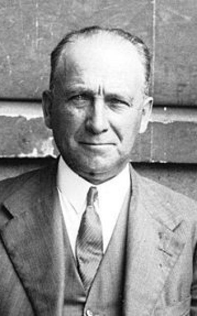 Francisco Largo Caballero en 1927