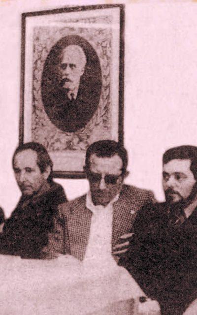 foto Candidatos Oviedo 1979